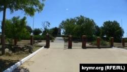 Французское мемориальное кладбище в Севастополе