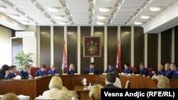 Ustavni sud Srbije, ilustrativna fotografija