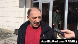 Azerbaijan -- Journalist Rauf Mirgadirov released - 17Mar2016