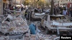 Թուրքիա - Պայթյունի հետևանքները, Դիարբեքիր, 4-ը նոյեմբերի, 2016թ․