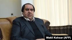 Экс-президент Федерации футбола Афганистана Кирамуддин Карим