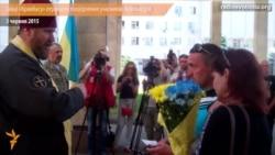 Бійці розформованого батальйону «Кривбас» отримали посвідчення учасників бойових дій
