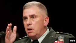Возглавляющий Центральное командование США генерал Абизаид увидел в Вашингтоне отчаяние. Подчиненные ему войка в Ираке, по его словам, испытывают противоположное чувство