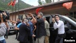 Түркиядагы негизги оппозициялык партиянын лидери Кемал Кылычдароглунун өмүрүнө кол салуудан кийин.