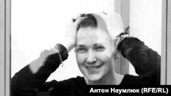 Надежда Савченко в суде. 18 января 2016 года