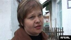 Жительница города Текели Татьяна Шутова. Текели, Алматинская область.
