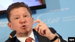 Керівник «Газпрому» Олексій Міллер (на фото) втратив партнера у реалізації проекту видобутку газу за Полярним колом