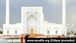 Мечеть Минор в Ташкенте.