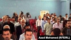 مؤتمر احزاب كردية سورية في السليمانية