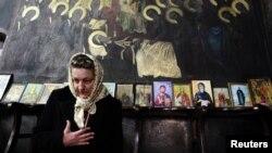 Molitva u crkvi, Skopje