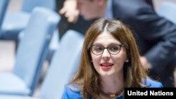 Vjora Čitaku, ambasador Kosova u SAD