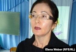 Эльмира Сарсенова, руководитель компании Perfect symmetry SDN BHD в Малайзии. Темиртау, 15 сентября 2012 года.
