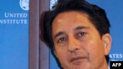 Afghan ambassador to the United States, Said Jawad