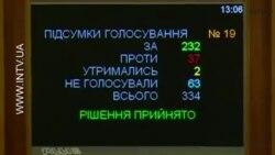 Мовні закони в Україні