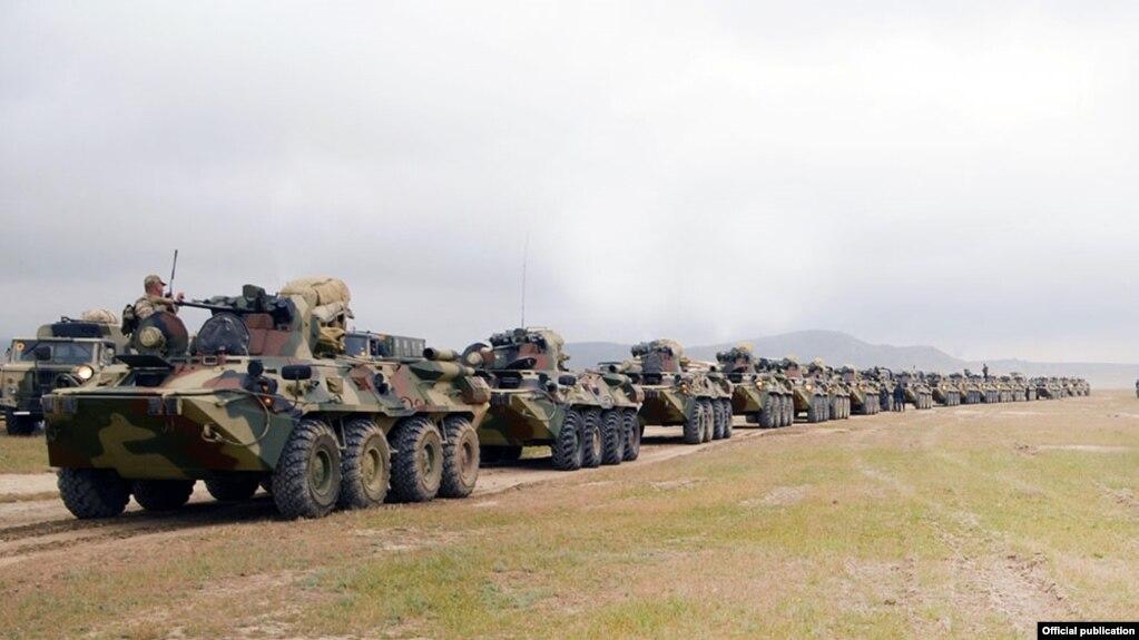 1 мая в Азербайджане начнутся турецко-азербайджанские военные учения