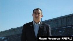 """председатель профсоюзной организации """"Илима"""" Иван Зайцев"""
