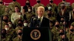 Պուտինին ասելու եմ՝ Միացյալ Նահանգները վերադառնում է․ Ջո Բայդեն