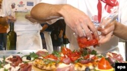 اولین رستوران با غذاهای ایتالیایی در پیونگ یانگ گشایش یافت. عکس تزئینی است.