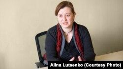 Медиакоординатор Крымской правозащитной группы Ирина Седова