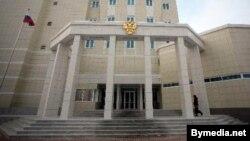 Пасольства РФ у Менску