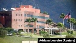په وینزوویلا کې د امریکا سفارت