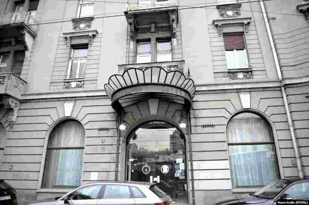 """Ugovorom o izgradnji """"Beograda na vodi"""" predviđeno je da istoimena kompanija posle ulaganja u renoviranje, preuzme upravljanje nad hotelom Bristol."""