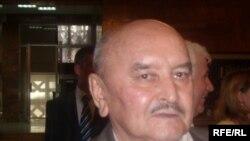 Миркасым Усманов (Mirkasyjm Usmanov), татар тарыхчысы. 2009-жылдын 13-майында тартылган сүрөт.