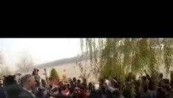تجمع اعتراضی در اصفهان