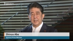 Japan's Abe Demands New UN Action On North Korea
