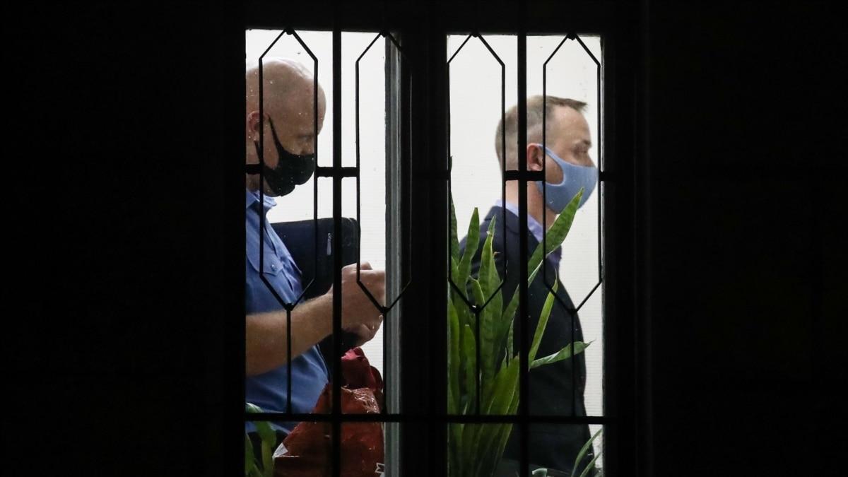В России журналисты борются за коллегу, обвиняемого в госизмене