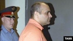Sergei Hadjikurbanov, unul din cei 4 acuzaţi