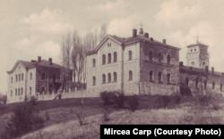 Liceul Militar de la Mănăstirea Dealu.