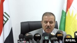 وزير التعليم العالي والبحث العلمي في حكومة إقليم كردستان العراق ادريس هادي