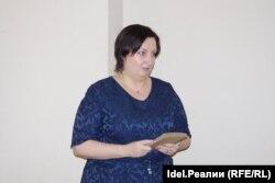 Ольга Гудимова. Фото автора