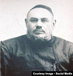 Гали Сарыбаев, оча торган аппарат уйлап табучы.
