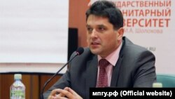 Ректор Севастопольського державного університету Володимир Нечаєв