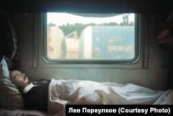 """Лев Переулков, """"Mausoleum"""""""