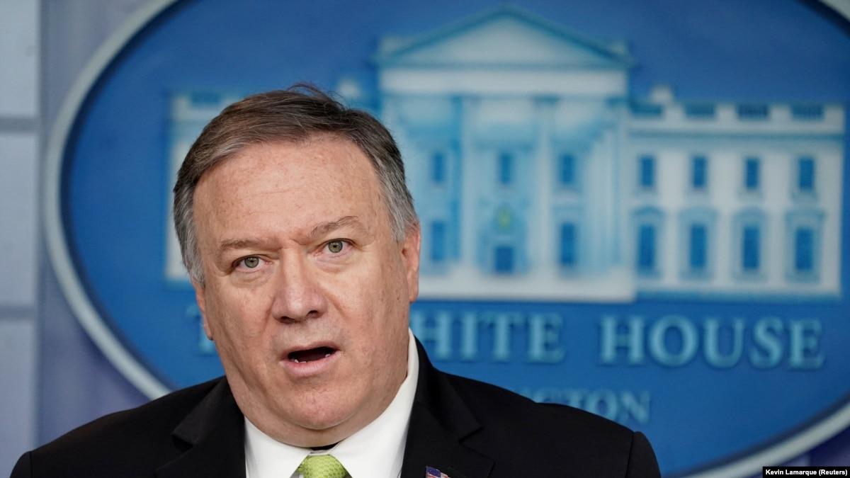 Помпео: США восстанавливают стратегию сдерживания Ирана, России и Китая