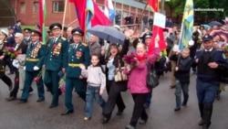 «Перемогли Гітлера, переможемо й Путлера» – гасло 9 травня у Дніпропетровську