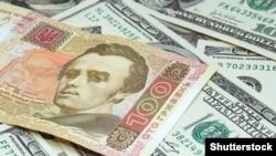UKrayna qrivnası və dollar