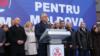 Liderii Partidului Democrat, în frunte cu Vladimir Plahotniuc