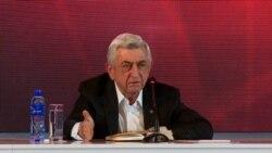 Սերժ Սարգսյանը գաղտնի զեկույցի է ծանոթացել և բացառում է՝ ընտրություններում Փաշինյանը հաղթի