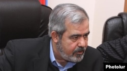 Представитель бюро Армянской революционной федерации «Дашнакцутюн» Грант Маркарян