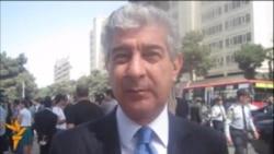 """Əli Əhmədov: """"Müxalifət hər bazar mitinq keçirməklə..."""""""