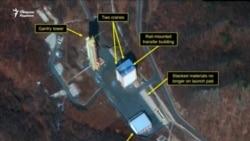 Шимолий Корея ракета синовлари полигонини қайта тиклай бошлади