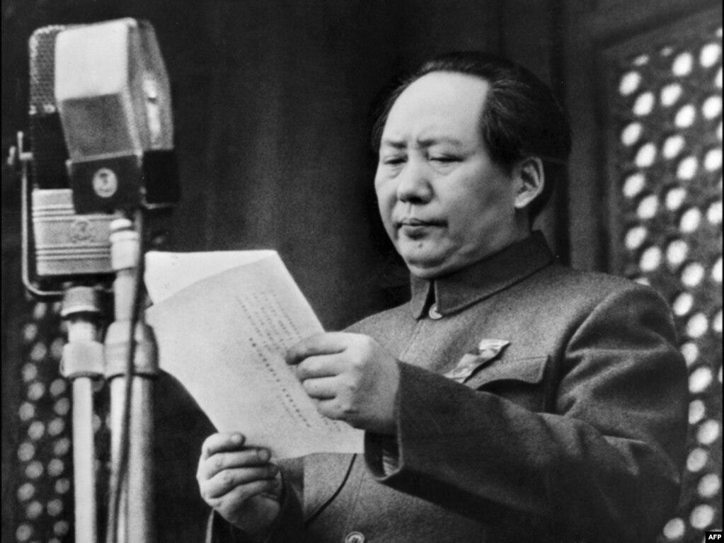 Мао цзэдун сперма