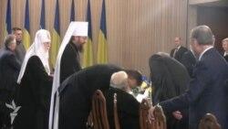 Янукович і Азаров про Євромайдан