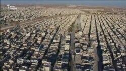 Руйнування в Алеппо зняли з безпілотника (відео)