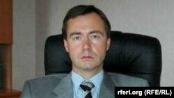 "Донецкий журналист, автор книги ""Хроника донецкого бандитизма"", Александр Кучинский"