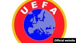 World -- UEFA logo